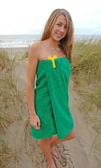 Tukla -Strand, schwimmen, tauchen, trockener Badeanzug
